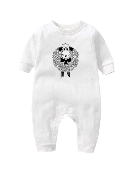 Sheep Romper